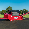 Pitbull 2300 Topsoil Screener front view