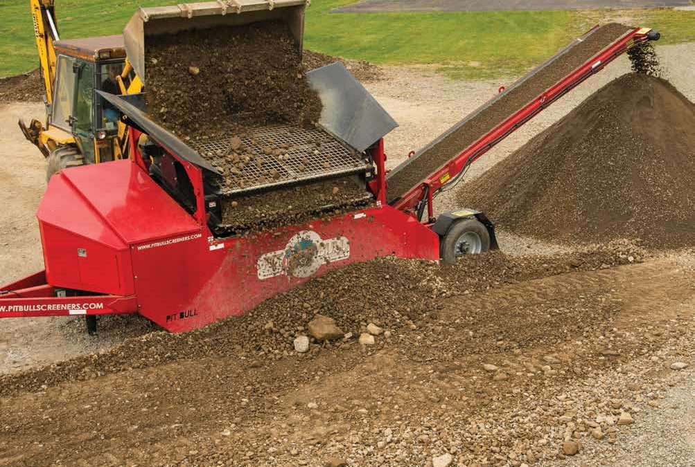 Six Things to Ask Before You Buy a Topsoil Screener